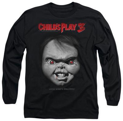Long Sleeve: Child's Play 3 - Face Poster