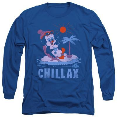 Long Sleeve: Chilly Willy - Chillax