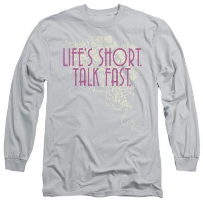 Long Sleeve: Gilmore Girls - Lifes Short