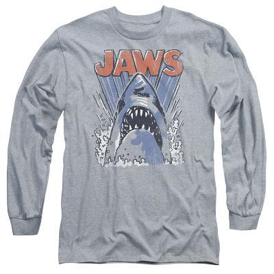 Long Sleeve: Jaws - Comic Splash