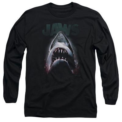 Long Sleeve: Jaws - Terror In The Deep