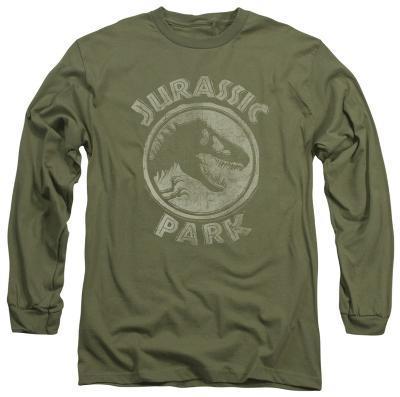 Long Sleeve: Jurassic Park - JP Stamp