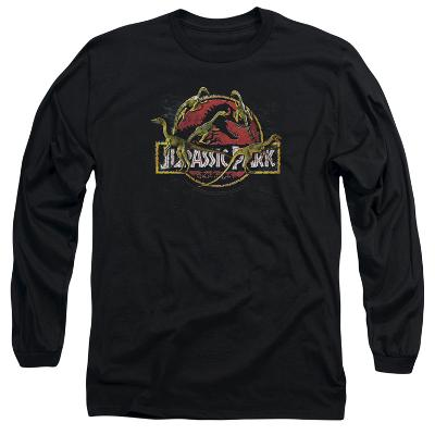 Long Sleeve: Jurassic Park - Something Has Survived