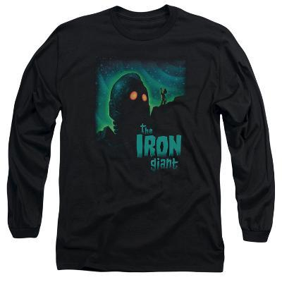 Long Sleeve: Iron Giant - Look To The Stars