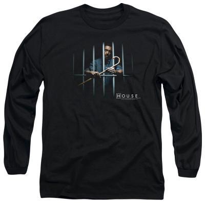 Long Sleeve: House - Behind Bars