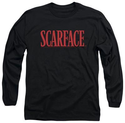 Long Sleeve: Scarface - Logo