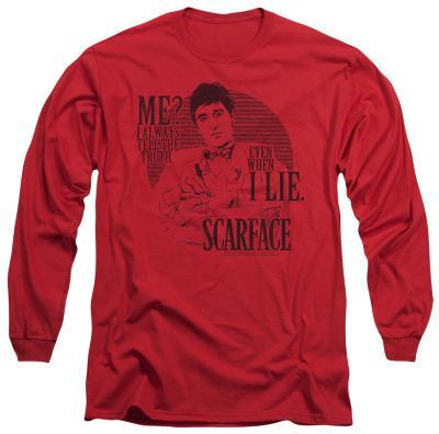 Long Sleeve: Scarface - Truth