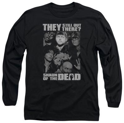 Long Sleeve: Shaun Of The Dead - Still Out There