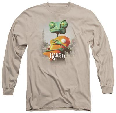 Long Sleeve: Rango - Poster Art
