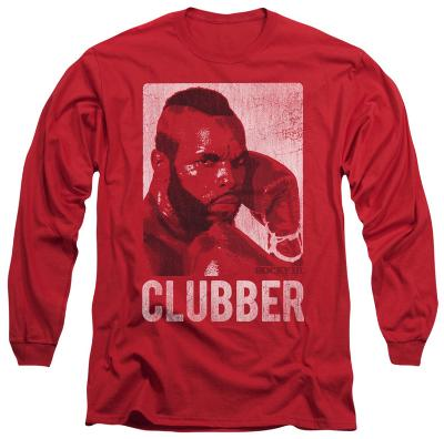 Long Sleeve: Rocky - Clubber Lang