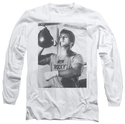 Long Sleeve: Rocky - Square