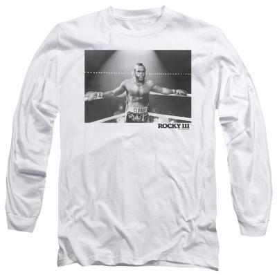 Long Sleeve: Rocky III - Clubber Square