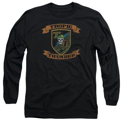Long Sleeve: Tropic Thunder - Patch