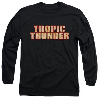 Long Sleeve: Tropic Thunder - Title