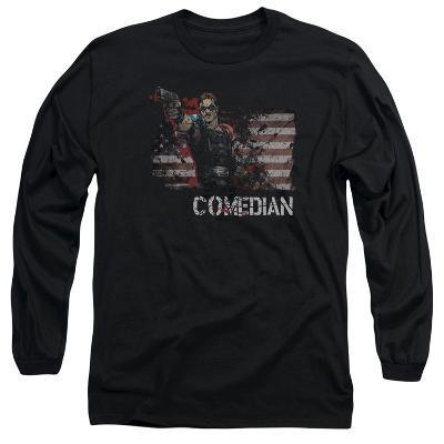 Long Sleeve: Watchmen - Comedian