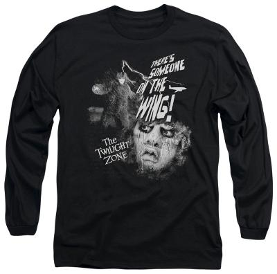Long Sleeve: The Twilight Zone - Someone On The Wing