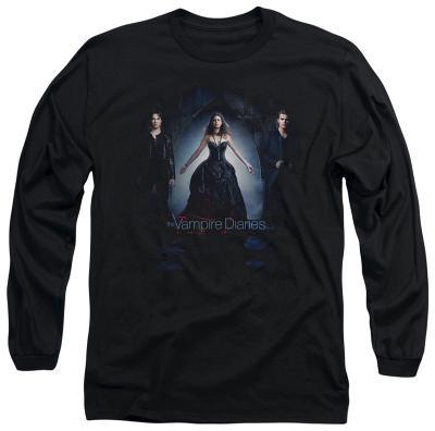 Long Sleeve: The Vampire Diaries - Bring It On