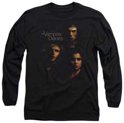 Long Sleeve: The Vampire Diaries - Smokey Veil