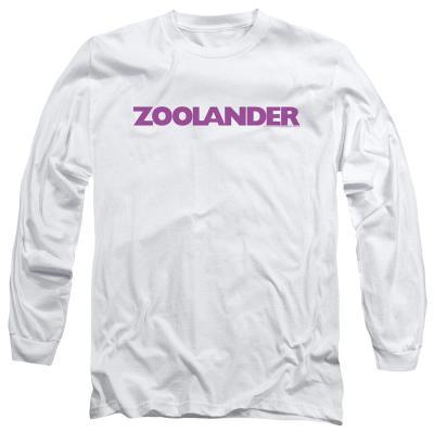 Long Sleeve: Zoolander - Logo