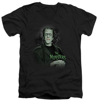 The Munsters - Man Of The House V-Neck