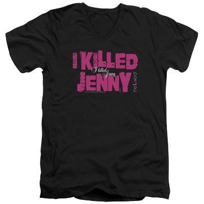 The L Word - I Killed Jenny V-Neck