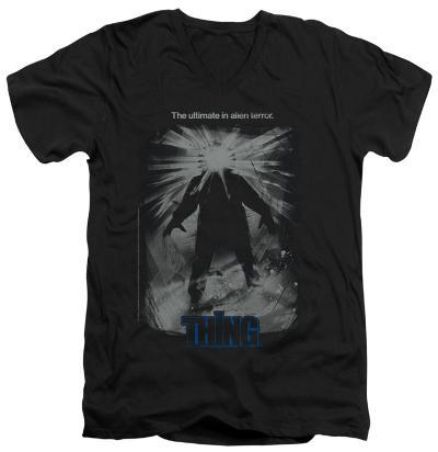 The Thing - Shine Poster V-Neck