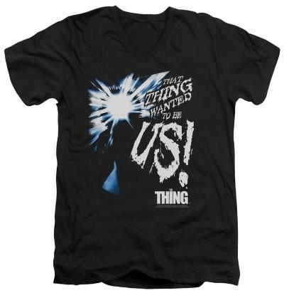 The Thing - Wanted To Be Us V-Neck