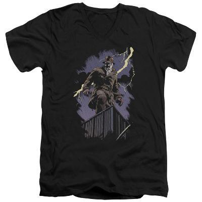 Watchmen - Rorschach Night V-Neck