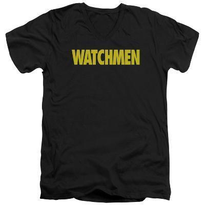 Watchmen - Logo V-Neck