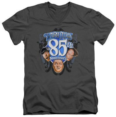 The Three Stooges - 85th Anniversary V-Neck