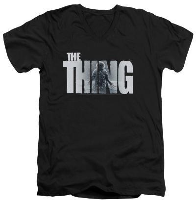 The Thing - Logo V-Neck