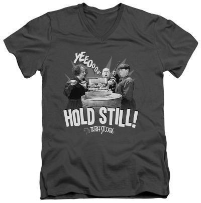 The Three Stooges - Hold Still V-Neck