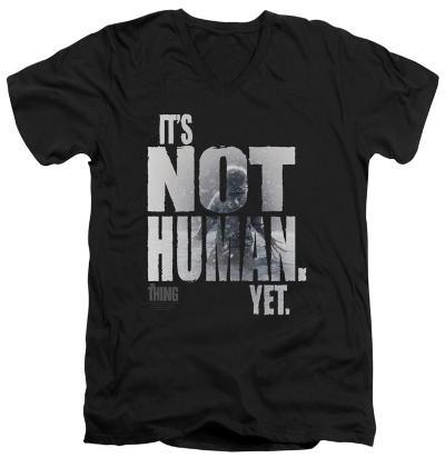 The Thing - Not Human Yet V-Neck