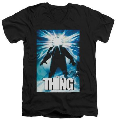 The Thing - Poster V-Neck