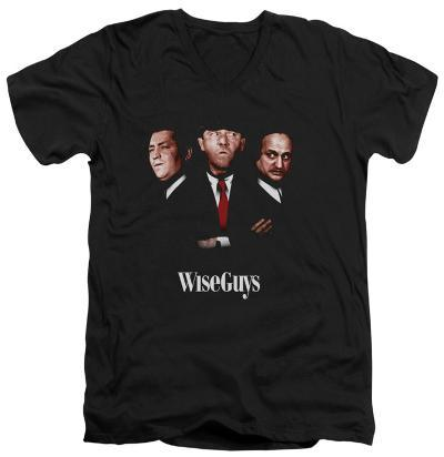 The Three Stooges - Wiseguys V-Neck