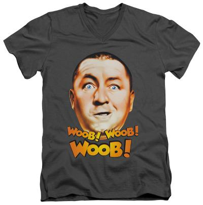 The Three Stooges - Woob Woob Woob V-Neck