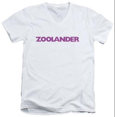 Zoolander - Logo V-Neck