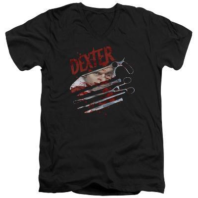 Dexter - Blood Never Lies 2 V-Neck