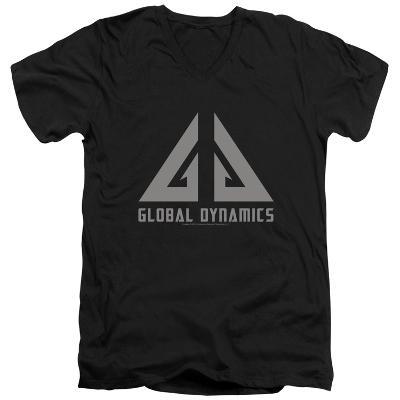 Eureka - Global Dynamics Logo V-Neck