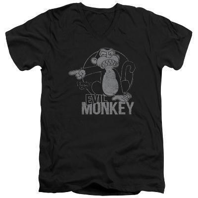 Family Guy - Evil Monkey V-Neck