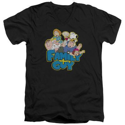 Family Guy - Family Fight V-Neck
