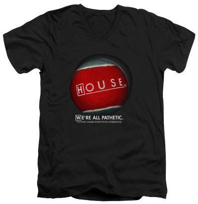 House - The Ball V-Neck