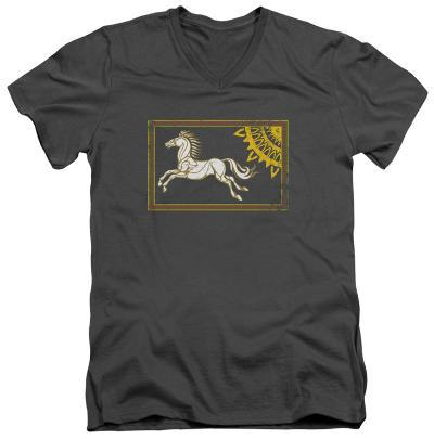 Lord Of The Rings - Rohan Banner V-Neck