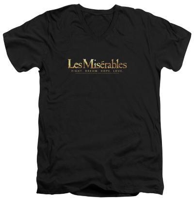 Les Miserables - Logo V-Neck