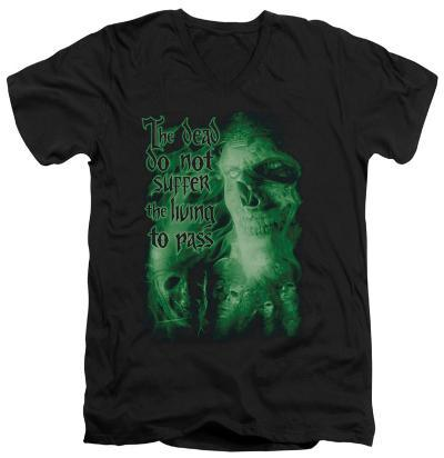 Lord Of The Rings - King Of The Dead V-Neck