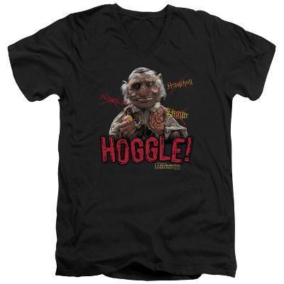 Labyrinth - Hoggle V-Neck