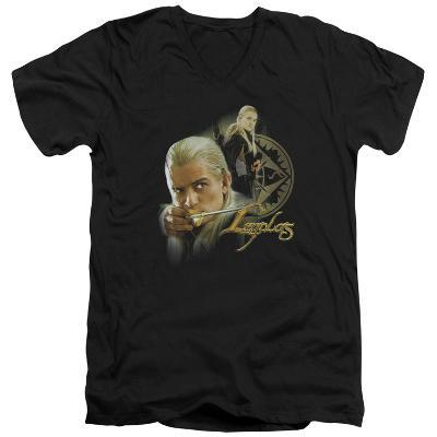 Lord Of The Rings - Legolas V-Neck