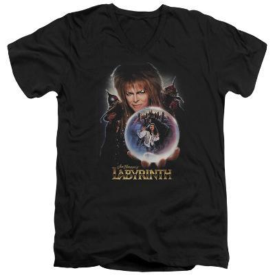 Labyrinth - I Have A Gift V-Neck