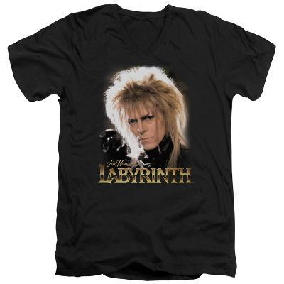 Labyrinth - Jareth V-Neck