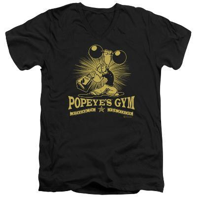 Popeye - Popeyes Gym V-Neck
